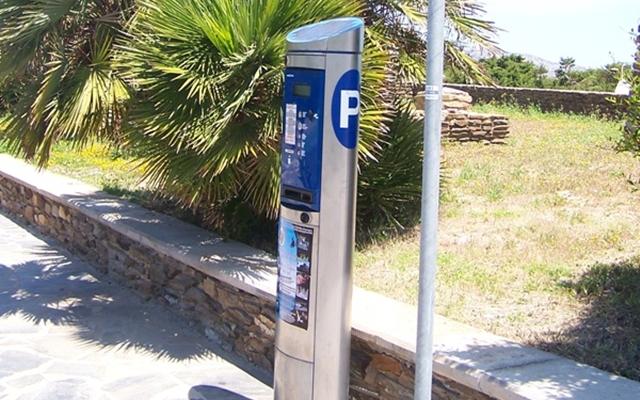 Parcometro alla Pelosa