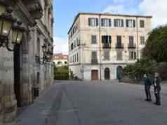 Commemorazione vittime coronavirus Sassari