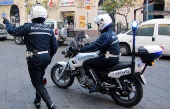 Polizia Municipale Sassari