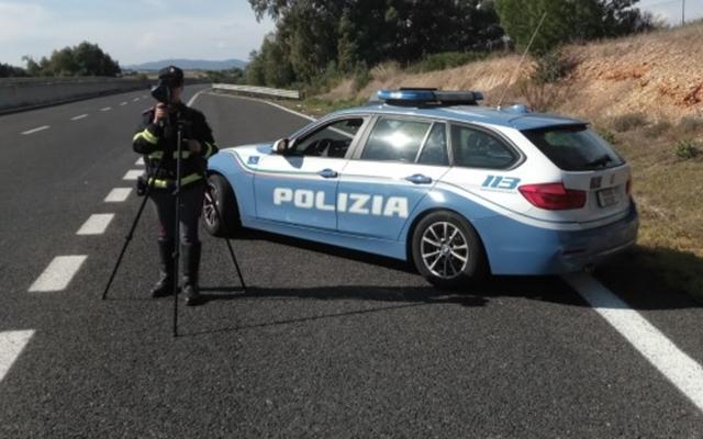 Polizia Stradale Sassari