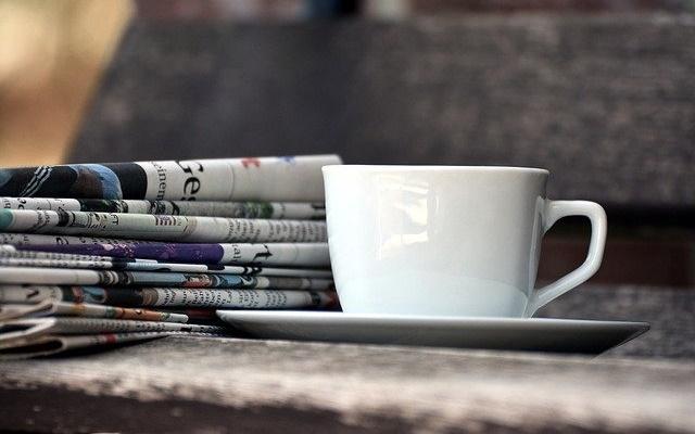 Prime pagine quotidiani Sardegna