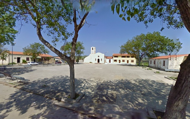 Piazza dell'Assunta Palmadula