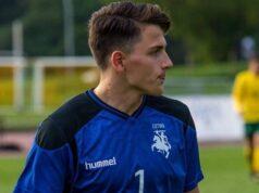 Kajus Urbietis Sassari calcio Latte Dolce