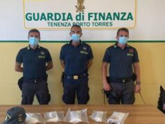 Porto Torres cocaina arrestato