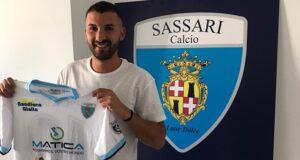 Paolo Palmas Sassari calcio Latte Dolce