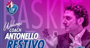 Antonello Restivo Dinamo femminile