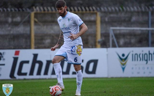 Nicolò Antonelli Sassari calcio Latte Dolce