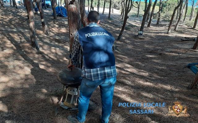Sequestro Porto Ferro Sassari