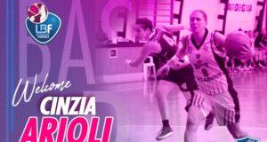 Cinzia Arioli Dinamo Sassari Femminile