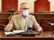 Conferenza stampa sindaco di Sassari
