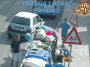 Conferimento illecito rifiuti Sassari