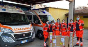 Volontari Croce Gialla Ploaghe