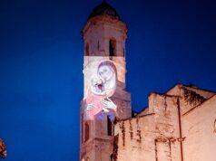 Madonna del Bosco sul Campanile di San Nicola