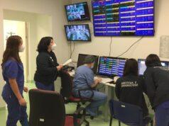 Nuova terapia intensiva Sassari