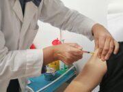 Vaccinazione anti Covid Aou Sassari