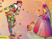 Cartolina Carnevale 2021