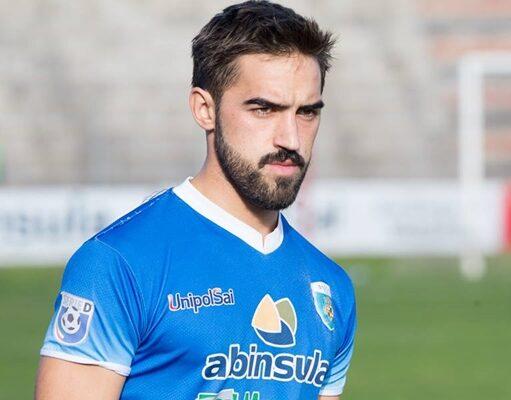Marcos Sartor Sassari calcio Latte Dolce
