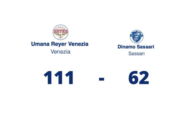 Reyer-Dinamo Women