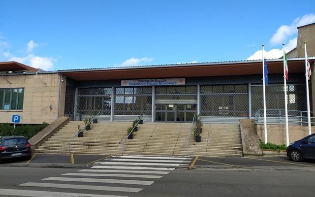 Comando Municipale Sassari