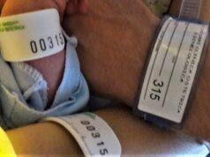 Braccialetti neonati