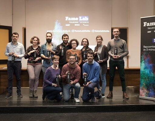FameLab 2020 Università di Sassari