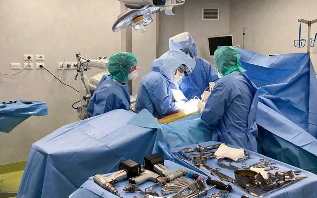 Policlinico Sassarese chirurgia robotica