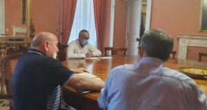 Incontro sindaco e Comitato Sant'Orsola